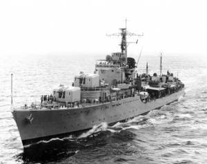 HMAS Tobruk, Korean War