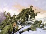 An artist's view of war