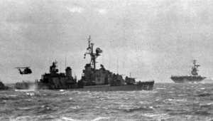 USS James C Owens (DD-776)