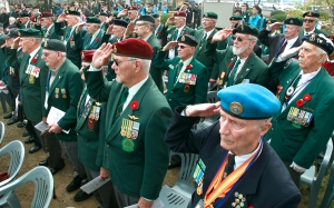 Canadian Korean War veterans