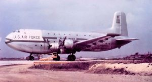 374th's Douglas C-124 Globemaster in Korea