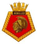 """""""Achilles"""" emblem"""