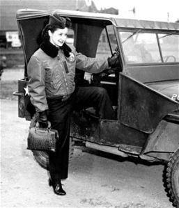 Capt. Lillian Kinkela Keil