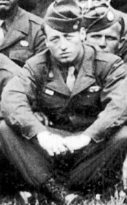 Babe Heffron during WWII