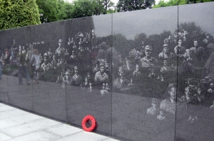 Korean War Veterans Memorial Wall, Washington D.C.