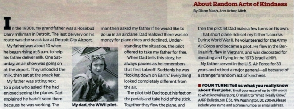 WWII pilot