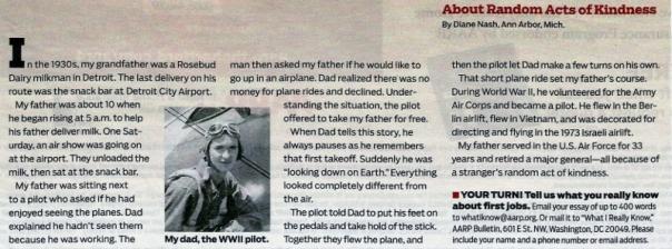 WWII pilot