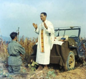 Captain Emil Kapaun, Chaplain, POW, Hero; Korean War