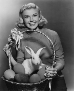 Have a 1950's Doris Day kind of Easter?