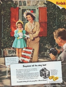 Ready to take that Easter picture '50s style?