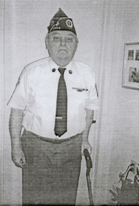 a later photo of Earl Hufford