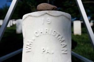 Union Pvt. William Henry Christman
