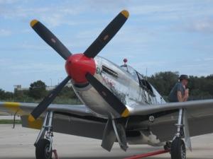 """P-51 Mustang """"Betty Jane"""""""
