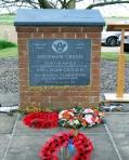 Memorial in England