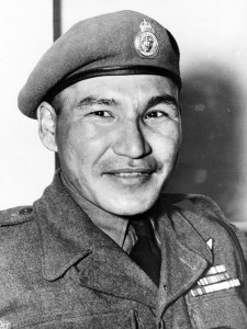 Sgt. Tommy Prince