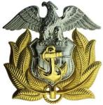 Merchant Marine cap insignia