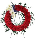 7388b_To-Honor-Ones-Country-Wreath