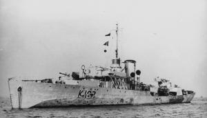 HMCS Drumheller