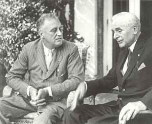 FDR & Cordell Hull, 1940
