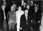 Japan's Second Cabinet, early 1940