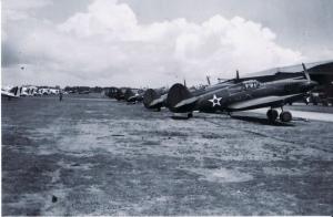 Clark Field, Nov. 1941