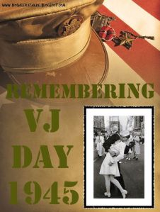 Remembering V - J Day
