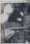 The big guns of Corregidor respond.