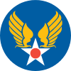 """US Army Air Corps, """"Hap"""" Arnold's wings"""