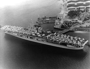 USS Yorktown CV-5, North Island, San Diego, CA, WWII