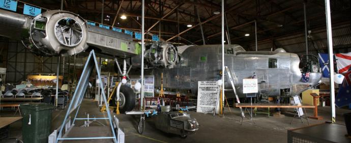 Werribee B-24 Liberator Restoration