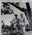 Gen. Wainwright (L) & Gen. MacArthur (R), March, 1942