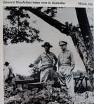 Gen. Wainwright (L) & Gen. MacArthur (R), March, 1942