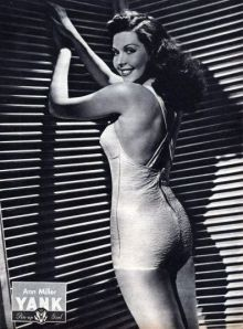 Ann Miller, Yank Magazine