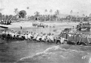 Japanese troops in Java