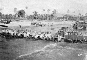 Japanese troops in Java