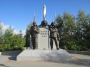 Lend-Lease Memorial – Fairbanks, Alaska