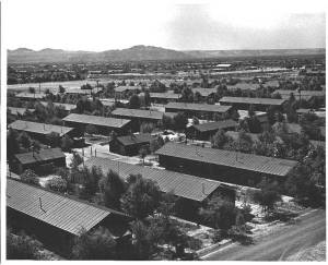 Poston War Relocation Center - Arizona