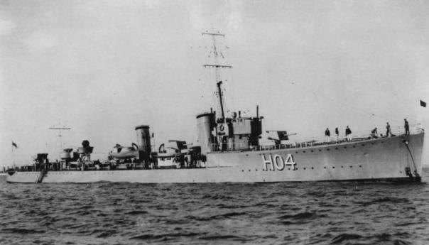 USS Tenedos