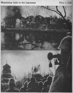 Mandalay is taken.