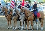 U.S. Marine Mounted Honor Guard