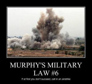 Murphy's Military Law 6