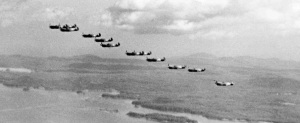 RCAF 111 (f) Squadron in Alaska, 1942