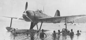 """Japanese Nakajima A6MM2-N """"Rufe"""""""