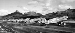P-40E Kittyhawk, RCAF 11 Sq.