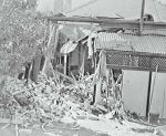house bombed at Bellevue Hill