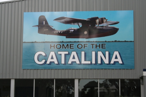Lake boga Flying Boat Museum - Home of the Catalina (1)