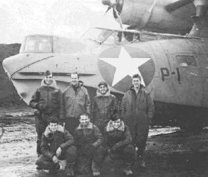 The Thies PBY crew