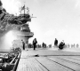 He photographed sinking of carrier Yorktown