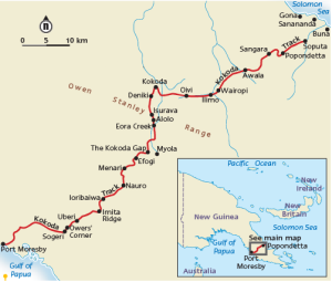 Kokoda Trail, Papua, New Guinea