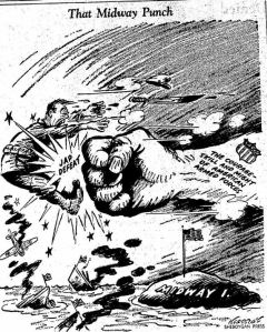 The Midway Punch, Sheboygan Press, 9 June 1942